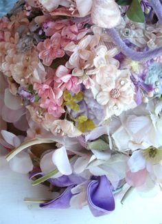 millinery flowers...hat