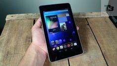 Google Nexus 7. Keep in touch on Twitter: @Gking_photo