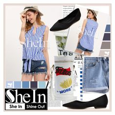"""""""SHEIN"""" by damira-dlxv ❤ liked on Polyvore featuring Whiteley and Könitz"""