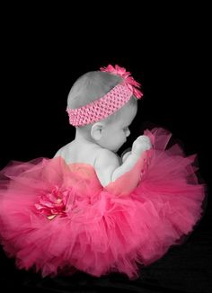 Someday when we have a daughter she will wear tutus