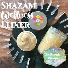THE 'SHAZAM' WELLNESS ELIXER – ZENESS