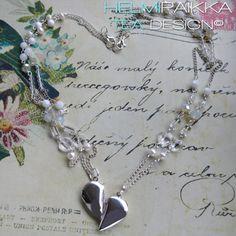 BFF 30€ #kaverikoru Bff, Silver, Jewelry, Jewlery, Jewerly, Schmuck, Jewels, Jewelery, Fine Jewelry
