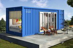 cargo container home designs