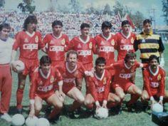 Deportes La Serena: Plantel 1989