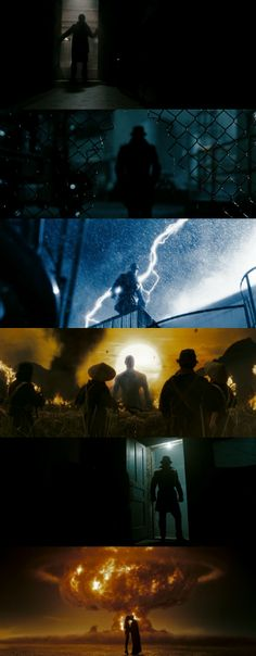 Watchmen (2009) Director: Zack Snyder. Photography: Larry Fong.