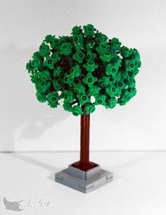 Lego Tree, Lego System, Lego Modular, Cool Lego Creations, Lego Design, Lego Architecture, Lego Moc, Lego Building, Lego Ideas