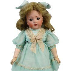 Antique German Bisque Head Doll Kammer & Reinhardt Mein neuer Liebling from tantelinas-dolls on Ruby Lane