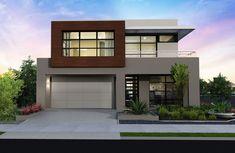 21 Frentes de casas bonitas - Planos y Fachadas - Todo para el diseño de tu casa Planos y Fachadas – Todo para el diseño de tu casa
