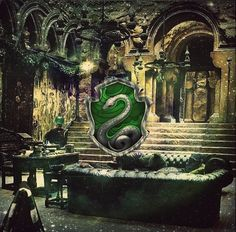 """cliophoria: """" You'll do well in Slytherin """""""