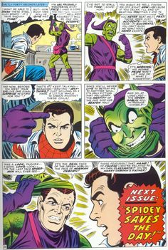 The Green Goblin's Identity Is Finally Revealed: Amazing Spider-Man 39