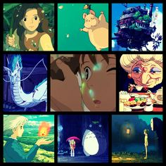 Have a Studio Ghibli marathon, that includes all the works I can get my hands on.