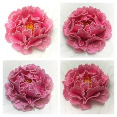 Free Standing Lace Peony flower brooch hairpin Digital Machine Embroidery Design  Size design , Part 1 : 98,4Х,98,6mm (3,87 x 3,88 inches) Number of colors : 4 Number of shifts thread : 4 Number of stitches : 23102 Formats : pes, hus, dst, jef, vp3  design size , part 2 : 111Х110mm (4,37x4,32 inches) Number of colors : 3 Number of shifts thread : 3 Number of stitches : 25827 Formats : pes, hus, dst, jef, vp3  Design Size , Part 3 : 88,6Х88,4mm (3,49x3,48 inches) Number of colors : 3 Number…