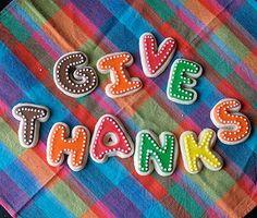 Thanksgiving Cookies: Turkeys, Leaves & Pumpkins, Oh My!