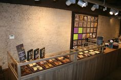 CHOCOLATIER! Chocolate Square, Mechelen Belgium store design