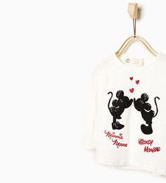 Minnie kiss T-shirt