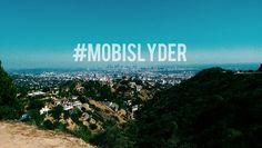 Perfect #LA skyline x #Mobislyder Explore your city. www.mobislyder.com #LosAngeles #vsco #vscocam #cinematography #photography #production #filmmaking