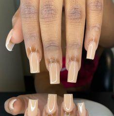 Bling Acrylic Nails, Coffin Nails, Cute Acrylic Nail Designs, Nail Tattoo, Dope Nails, Makeup Goals, Baby Girl Fashion, Nail Inspo, Nails Inspiration