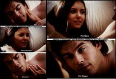 I'm happy... i got the girl... ah damon <3