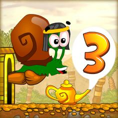Snail Bob: Ancient Egypt 25 Levels In Egyptian Locations Mind Bending Puzzles Award Winning Snail Bob Puzzle Game now on Kindle All Games, Best Games, Free Games, Best Android Games, Ancient Egypt, Snail, Arcade Games, Bowser, Monuments