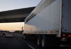 The trucking industry in 2014 raked in $726.4 billion in freight revenue, according to a recent report from ATA. Here's how much of that went to highway use taxes.