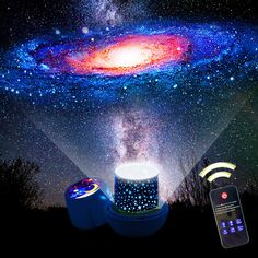 New Amazing LED Starry Night Sky Projector Lamp Star Light Cosmos Master Kids Gift Battery USB Battery Night Light for Children Best Night Light, Star Night Light, Stars At Night, Kids Night Lights, Night Light Projector, Projector Lamp, Starry Night Sky, Night Skies, Sky Night