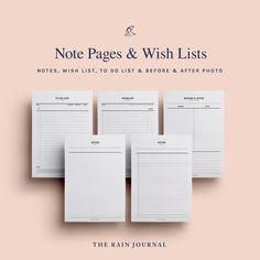 Fitness Journal, Food Journal, Fitness Planner, Workout Journal, Fitness Diary, Workout Planner, Fitness Goals, Weekly Meal Planner, Goals Planner