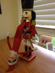 Elf on the Shelf Ideas -- Night of Nutcracker Revenge - iVillage