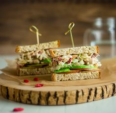 6 High-Protein Sandwiches Under 500 Calories