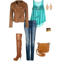 Perfect day date outfit