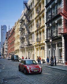 On the Street 🚗
