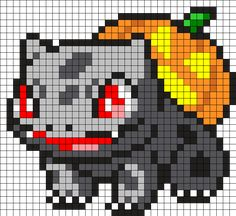 Pokemon Perler Beads, Diy Perler Beads, Perler Bead Art, Melty Bead Patterns, Pearler Bead Patterns, Perler Patterns, Pixel Art Templates, Perler Bead Templates, Pearl Beads Pattern