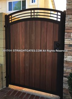 We are Fabricators and Installers of Steel Framed Wood and Vinyl Gates. We have been serving the Los Angeles and Orange County areas SInce Fence Gate Design, Privacy Fence Designs, Iron Gate Design, House Gate Design, Wooden Garden Gate, Metal Garden Gates, Metal Gates, Garden Doors, Side Gates