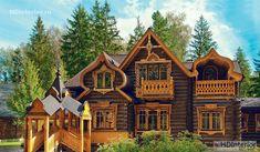 Дом из бруса, лафета, каркасно – щитовые, из бревна – особенности и преимущества деревянных домов