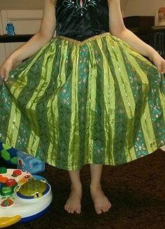 Kaufe meinen Artikel bei #Mamikreisel http://www.mamikreisel.de/kleidung-fur-madchen/verkleidungen/35373409-prinzessin-anna-kostum-eiskonigin-disney-kleid-116