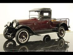 1921 Lincoln pick-up. Very rare...