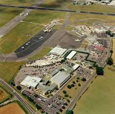 This shows the extent to which Bournemouth airport has grown from its initial size and purpose as an RAF base Raf Bases, Flights To Paris, Aviation, City, Purpose, Pictures, History, Photos, Historia
