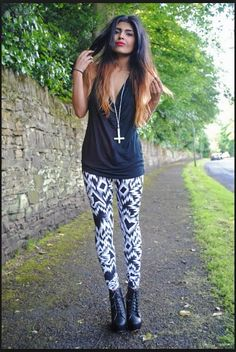 Leggings outfit