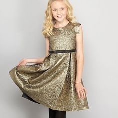 gold dresses for girls - Google Search