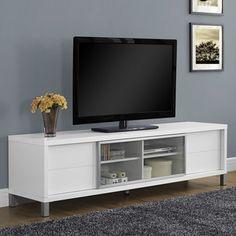 Moderne tv eckmöbel  TV-Lowboard »Serie Skagen«, Breite 94 cm, Belastbarkeit bis 75 kg ...