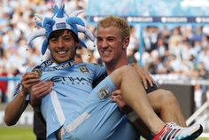 """Memorable Moment """"Winning the Premier League. An incredible moment."""""""