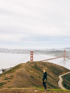 USA - Go Beyond the City: This Is the Best Hiking in San Francisco via @MyDomaine