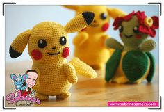 Make your own Pikachu!