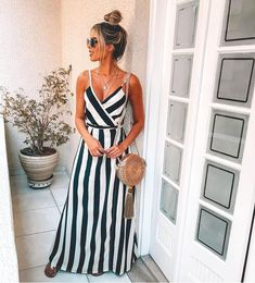 Women Casual Dress Green Velvet Dress Designer Mother Of The Bride Dresses - Movie Tutorial and Ideas Casual Fall Outfits, Casual Dresses For Women, Chic Outfits, Spring Outfits, Trendy Outfits, Cute Dresses, Summer Dresses, Classy Outfits, Mode Style