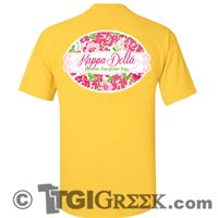 TGI Greek Tshirt - Kappa Delta - Mother Daughter Day Mom's Day