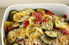 Спагетти с кабачками и помидорами | Классные вегетарианские рецепты