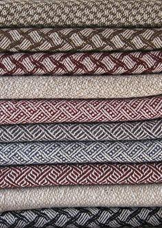 wool-throws by warpedandwonderful, via Flickr