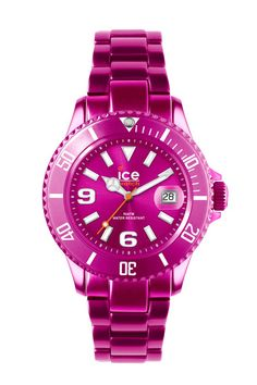 Ice Watch Ice-Alu Pink Unisex   EVOSY The Premier Destination for Watches and Accessories