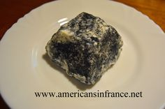 It was very good! Goat cheese covered in ashes.