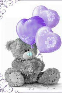 Super Ideas For Birthday Friend Happy Tatty Teddy Teddy Bear Quotes, Baby Teddy Bear, Cute Teddy Bears, Tatty Teddy, Nici Teddy, Cute Images, Cute Pictures, Friend Birthday, Happy Birthday