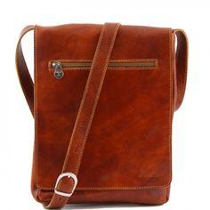 Het materiaal is leer glad kalfsleer.Deze schoudertas heeft een prachtige uitstraling en is het schoolvoorbeeld van gebruiksgemak en draagcomfort.  -